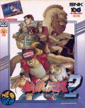 Fatal Fury 2 Neo Geo Front Cover