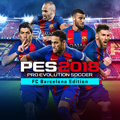 PES 2018: Pro Evolution Soccer (FC Barcelona Edition) PlayStation 4 Front Cover