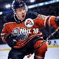 NHL 18 PlayStation 4 Front Cover