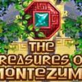 The Treasures of Montezuma PlayStation 3 Front Cover