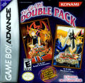 Yu-Gi-Oh!: Double Pack Game Boy Advance Front Cover