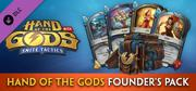 Hand of the Gods: Founder's Pack Windows Front Cover