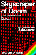 Skyscraper of Doom ZX Spectrum Front Cover