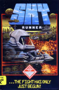 Sky Runner ZX Spectrum Front Cover