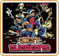 Quest of Dungeons Nintendo Switch Front Cover