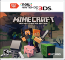 Minecraft: New Nintendo 3DS Edition New Nintendo 3DS Front Cover