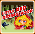 Tales to Enjoy! Little Red Riding Hood Nintendo 3DS Front Cover