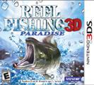 Reel Fishing Paradise 3D Nintendo 3DS Front Cover