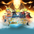 Naruto Shippuden: Ultimate Ninja Storm Legacy PlayStation 4 Front Cover