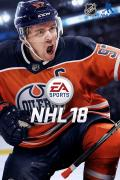 NHL 18 Xbox One Front Cover