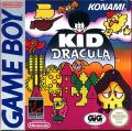 Kid Dracula Game Boy Front Cover