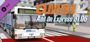OMSI 2: Add-on Express 91.06 Windows Front Cover