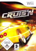 Cruis'n Wii Front Cover