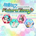 Hatsune Miku: Project DIVA - Future Tone: 2nd Encore Pack PlayStation 4 Front Cover
