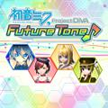 Hatsune Miku: Project DIVA - Future Tone: 3rd Encore Pack PlayStation 4 Front Cover