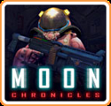 Moon Chronicles Nintendo 3DS Front Cover