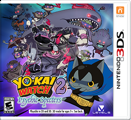 Yo-kai Watch 2: Psychic Specters Nintendo 3DS Front Cover
