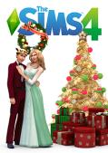 The Sims 4: Holiday Celebration Pack Macintosh Front Cover