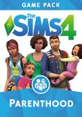 The Sims 4: Parenthood Macintosh Front Cover