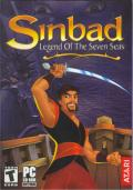 Sinbad: Legend of the Seven Seas Windows Front Cover