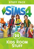 The Sims 4: Kids Room Stuff Macintosh Front Cover