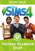 The Sims 4: Vintage Glamour Stuff Macintosh Front Cover