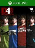 D4: Dark Dreams Don't Die - Killer Instinct Clothing Set Xbox One Front Cover 1st version