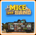 Of Mice and Sand Nintendo 3DS Front Cover