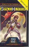 Space Hunter ZX Spectrum Front Cover