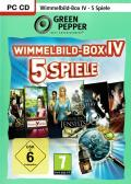 Wimmelbild-Box IV: 5 Spiele Windows Front Cover
