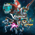 DreamWorks Voltron VR Chronicles PlayStation 4 Front Cover