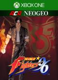 The King of Fighters '96 Xbox One Front Cover 1st version