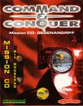 Command & Conquer: Mission CD - Gegenangriff (Limited Edition) DOS Front Cover