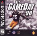 NFL GameDay 98 PlayStation Front Cover