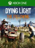 Dying Light: Enhanced Edition - The Following Xbox One Front Cover 1st version