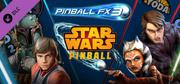 Pinball FX3: Star Wars Pinball Windows Front Cover