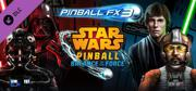 Pinball FX3: Star Wars Pinball - Balance of the Force Windows Front Cover
