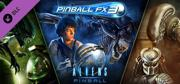 Pinball FX3: Aliens vs Pinball Windows Front Cover