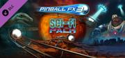 Pinball FX3: Sci-Fi Pack Windows Front Cover