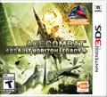Ace Combat: Assault Horizon - Legacy+ Nintendo 3DS Front Cover