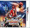 Saban's Power Rangers: Super Megaforce Nintendo 3DS Front Cover