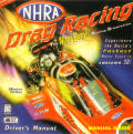 NHRA Drag Racing Windows Front Cover