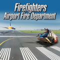 Firefighters: Airport Fire Department PlayStation 4 Front Cover