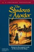 The Shadows of Mordor Commodore 64 Front Cover