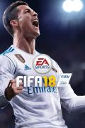 FIFA 18 Xbox One Front Cover