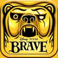 Temple Run: Brave BlackBerry Front Cover