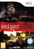 Sniper Elite Wii Front Cover