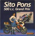 Sito Pons 500cc Grand Prix ZX Spectrum Front Cover