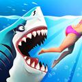 Hungry Shark: World iPad Front Cover
