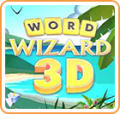 Word Wizard 3D Nintendo 3DS Front Cover